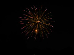 DSCN2985 (Yoru Tsukino) Tags: fireworks canada day 2016 night fire colorful colourful annual yearly
