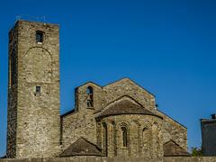 Pieve di Sorano (fil_de_fer) Tags: 2016 italia viafrancigena chiesa toscana church