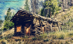Leesburg Idaho ghost town (Pattys-photos) Tags: leesburg idaho ghost town