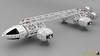 Space 1999: LEGO® Eagle Transporter (Renderbricks) Tags: lego tlg thelegogroup billund legotechnic mecabricks renderbricks modo blender filmicblender cycles 3danimation animation rendering plastic toys minifig minifigure sheepit ldd ldraw moonbase eagle transporter space1999