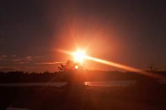uv sunset (f.tyrrell717) Tags: sun set whit bogs nj uv filter
