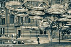 V&A-1.jpg (Colin Dorey) Tags: elytrafilamentpavilion elytrafilament elytra filament pavilion bw blackwhite monochrome blackandwhite va victoriaalbert museum exhibitionroad art exhibits cromwellroad kensington rbkc london uk