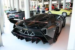 Lamborghini Veneno LP750-4 (Clment Tainturier) Tags: motors valley italy lamborghini museo santagata bolognese veneno lp7504