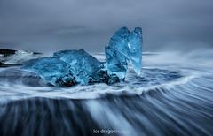 Ice dragon (fusky) Tags: iceland islandia fusky hielo ice