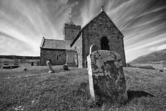 St. Clements Church (Smi_Madani) Tags: rodel scotland vereinigtesknigreich gb church unitedkingdom historic hebrides outerhebrides nikon nikond7200 d7200 blackwhitephotos blackwhite blackandwhite bw
