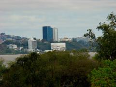 Fundao Iber Camargo (Gijlmar) Tags: brasil brazil brasilien brsil brasile brazili portoalegre  riograndedosul amricadosul amricadelsur southamerica amriquedusud city urban guaba rio river