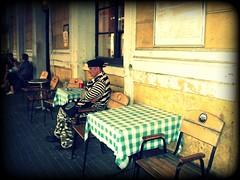 Waiting for Godot? (Eugene Hamill) Tags: serbia belgrade train eugenehamill