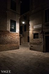 Venice (stefanopad82) Tags: vnice venezia italy street night magic dream lamp nopeople empty architecture calle vogue photovogue
