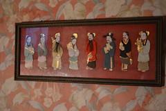 Ketchikan, Alaska - Creek Street - Dolly's House - Dining Room (jrozwado) Tags: northamerica usa alaska ketchikan kichxan creekstreet diningroom house houseofillrepute brothel dollyshouse museum