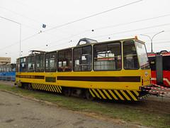 """Konstal 105Na, #143R """"Szersze"""",  Tramwaje lskie (transport131) Tags: tram tramwaj t bdzin kzk gop 105na szersze"""