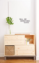Simple White Bedroom (Paintzen) Tags: dresser plant bedroom interior design white wall art text wood floor corner home simple