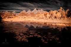 tetons_2016_7web (Jessica Haydahl Photography) Tags: grand teton national park wyoming tetons mormon row john molton barn apsens fall colors infrared photography nikon d810 d7000 pentax 645z medium formate landscape ansel adams