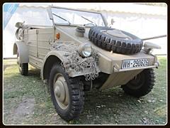 VW Kbelwagen Typ 82, 1944 (v8dub) Tags: vw kbelwagen typ 82 1944 schweiz suisse switzerland german pkw voiture car wagen worldcars auto automobile automotive aircooled old oldtimer oldcar klassik classic collector type