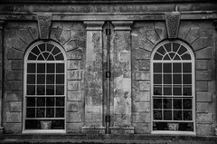Building (stephmensing) Tags: bw black white amazing pretty national trust england bath uk porttait landscape nature dyrham park dead bird building architecture deer tree lonely beautiful