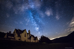 IMG_2557-2 (polinardf) Tags: milkyway stars samyang 14mm 28 canon eos 5d markii cordemois abbaye clairefontaine bouillon belgium nuit night couleurs colors belgique