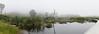 Pekapeka Wetland, Hawke's Bay (Eyersh) Tags: panorama mist reflections stitched wetland hawkesbay nikond7000 pekapekawetland