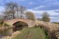 Bridge number 1 (Brian Negus) Tags: bridge summer england canal unitedkingdom towpath trentandmerseycanal shardlow blindphotographers