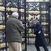 Gordon Matheson and Nigel Willis - Gates Opening -  11 Nov 2011