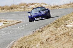 A perfect match (Andrew Goldstraw) Tags: auto road sports car wales turn driving lotus elise twist roadtrip british evo s2 lotuselise evotriangle