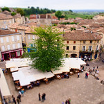 St.Emilion, near Bordeaux, France.