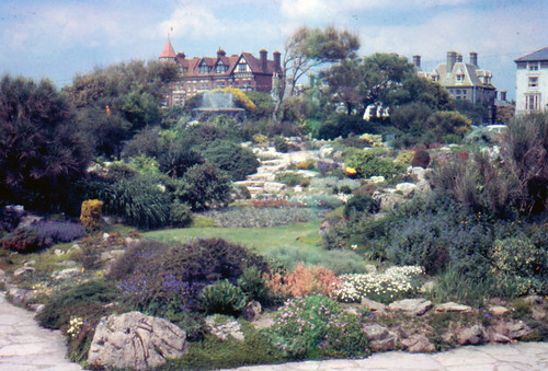 Southsea Rock Gardens, date unknown.
