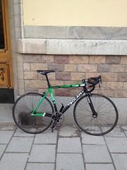 Dolan SETA (klasolsson) Tags: look track sweden stockholm continental brakes fixed carbon 7710 seta mavic sram 3t dolan njs gp4000 cyclingireland uploaded:by=flickrmobile flickriosapp:filter=nofilter