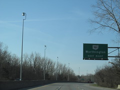 Ohio State Route 315 (Dougtone) Tags: road columbus ohio sign highway route freeway shield expressway