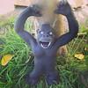 Gorilla jiggler (Keffpristine1) Tags: vintage toy king gorilla kong jiggler