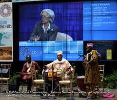 Great music from the Republic of Cameroon at the International Monetary Fund - IMG_2023 (VascoPress Comunicaes) Tags: central bank imf finance governors ministers g20