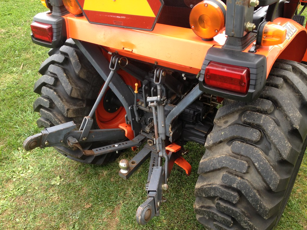 Kubota Front Tires : The world s best photos of diesel and kubota flickr hive
