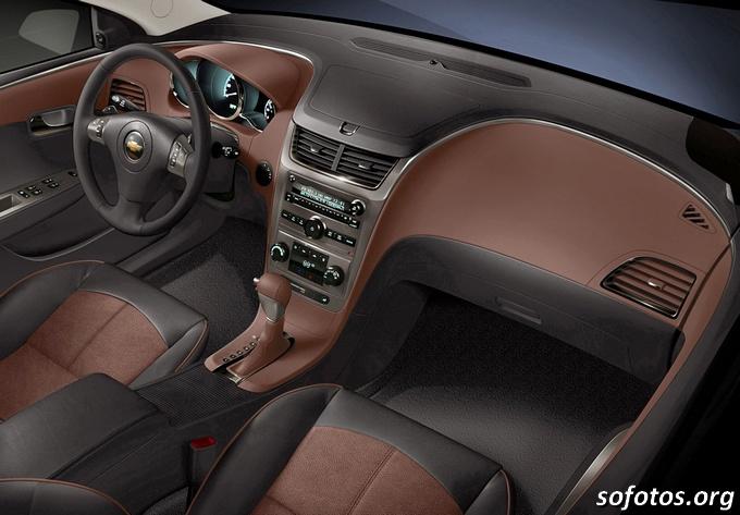 Chevrolet Malibu 2010 Painel