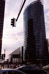 rush hour (Petra Wendt) Tags: berlin germany deutschland rush hour potsdamerplatz mitte verkehr