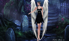 Angel: The Grave (kittah) Tags: zaara purplemoon posesion glamorize miamai poeticcolors dulcesecrets chopzuey elikatira moondanceboutique gosboutique