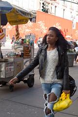 new york (pspyro2009) Tags: nyc ny newyork fuji manhattan candid streetphotography midtown fujifilm candidshots x100s