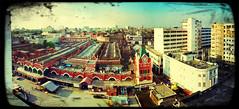 Looking out over Kolkata