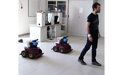 "Human-Robot Team • <a style=""font-size:0.8em;"" href=""http://www.flickr.com/photos/95191479@N02/8676861671/"" target=""_blank"">View on Flickr</a>"
