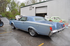 "1969 Lincoln Mark III • <a style=""font-size:0.8em;"" href=""http://www.flickr.com/photos/85572005@N00/8680198281/"" target=""_blank"">View on Flickr</a>"