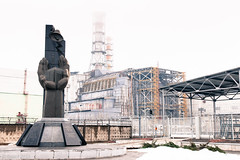 Chernobyl 03407 (Cortez77_fr same nickname on Ipernity) Tags: travel snow memorial urbandecay radiation ukraine urbanexploration memory powerplant ukrainian zone reactor abandonned ussr cccp fallout chernobyl urbex tchernobyl nuclearwinter oblast pripyat sievert pripiat chornobyl   26april1986 y    radiaoactive callofpripyat chernobylexclusionzone  soloeast  260486  reactorn4