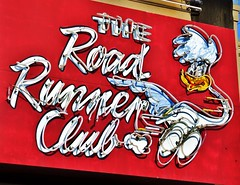Road Runner Club (tikitonite) Tags: