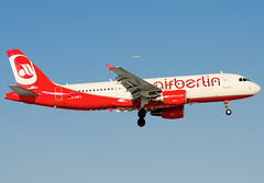 D-ABFA  Air Berlin Airbus A320-214 (Osdu) Tags: airplane airport aircraft aviation aeroplane airbus aviao flugzeug avin aereo spotting dme avion a320 avia vliegtuig flygplan airberlin planespotting   aeroplano lentokone  samolot uak flugvl domodedovo   luftfahrzeug lennuk    uudd  letoun a320 fastvingefly aroplanum dabfa