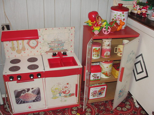 SSC Kitchen set