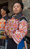 Xinyao area : Four Seal Miao #27 (foto_morgana) Tags: china portrait people outdoors design asia native handmade embroidery character traditional posing tribal textiles tribe guizhou ethnic portret hmong ethnicity traditionalculture minorities traditionalclothing etnia ethniccostume traditionnel anshun persoonlijkheid karakter traditioneel nomodelrelease ethnie caractère miaopeople minderheden xinyao foursealmiao editorialonly etniciteit niuchangpa
