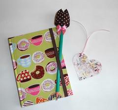 Dicas de presentes para a sua me ;) (Da Bia) Tags: diadasmes caderneta dabia lpistulipa