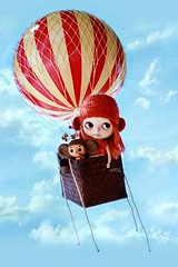 Hot Air Balloon ~