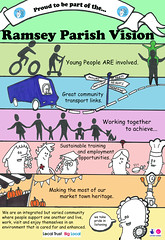 Ramsey visual vision poster Sept 2012 (Big Local) Tags: poster flyer vision posters leaflet publicity flyers ramsey leaflets biglocal localtrust