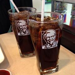 Pepsi Cola | เป๊ปซี่ @ KFC | เคเอฟซี บิ๊กซีเชียงใหม่