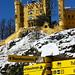 Castelo Hohenschwangau - Fussen - Alemanha