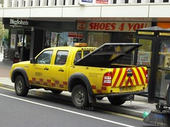 Birmingham City Council Ford Ranger BF08 SNJ (9991) (wicked_obvious) Tags: city ford up birmingham ranger council pick 9991 bf08snj