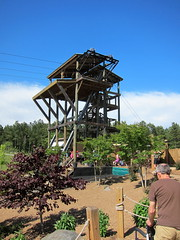 Zip Tower (Lilybeth29) Tags: wedding northcarolina usnwc grandpajohnruckh danandalisha