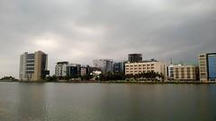 Kolkata view (seaview99) Tags: india skyline view saltlake kolkata calcutta kolkatta westbengal nabadiganta sectorv